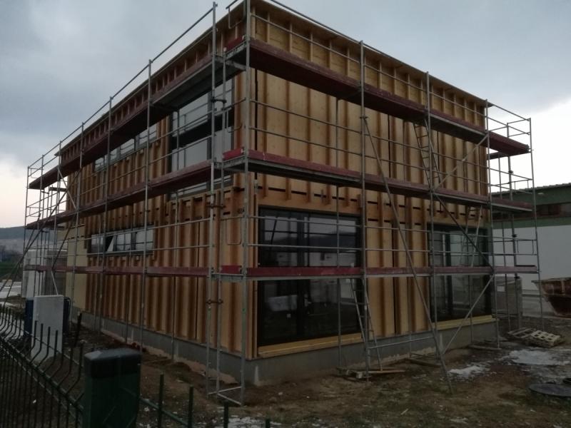 Domesi administrativna budova Glock