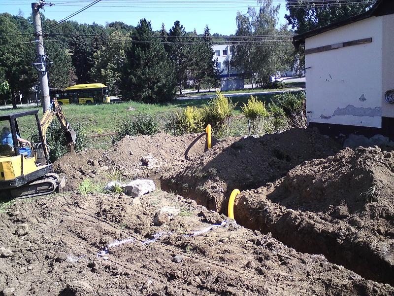 Komplatná rekonštrukcia aprístavba RD Prievidza Piesky