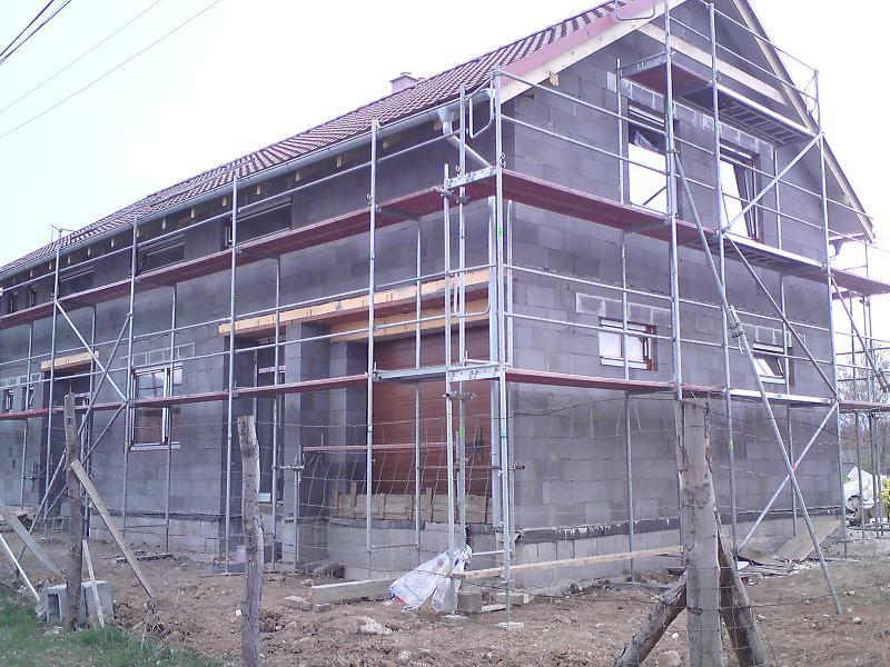 Prenájom lešenia Urbársky dom Čereňany