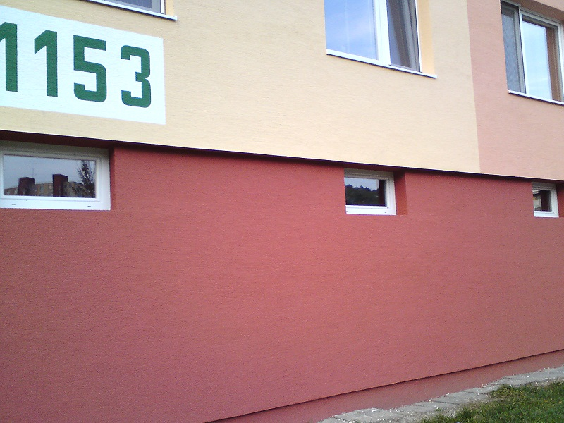 Výškový obytný dom Partizánske